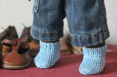 Tuto chaussettes pour Wichtels
