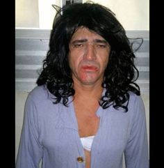 Ronaldo Silva allegedly broke out of a Brazilian prison by dressing in drag in April, 2012. He was caught less than an hour by a cop who noticed that he walked funny in heels.
