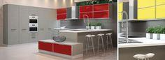 Centro Kitchen_model: Salvia Kitchen Models, Kitchen Collection, Salvia, Kitchen Cabinets, Furniture, Home Decor, Decoration Home, Room Decor, Sage