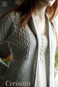 Cerisara knitting pattern