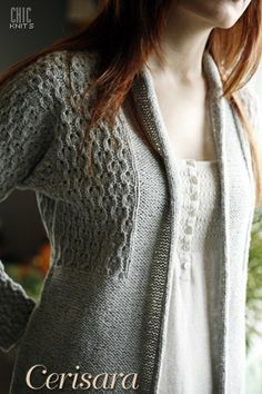 Cerisara knitting pattern