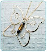 Large Collection of How To Make Butterfly Jewelry Tutorials - The Beading Gem's Journal