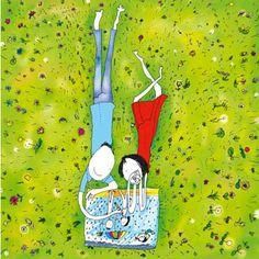 Pinzellades al món: Les il·lustracions d'Andrzej Tylkowski: alegria i simpatia