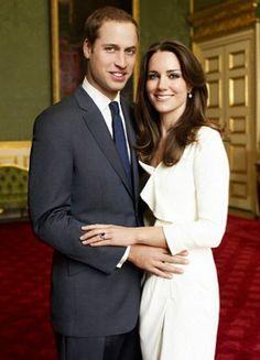 Kate Middleton in Links of London Earrings - so classic