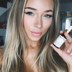 The skin that is the true foundation for any makeup look is so often an afterthought. Love your skin with our Lumilixir serum  - International shipping from www.mabelandmeg.co