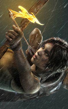 Tomb Raider / A Survivor is Born