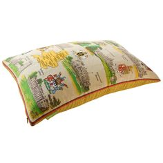 Treasure Houses of England Cushion Stately Home... - Folksy