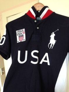 Ralph Lauren Chicago Black Pony Short Sleeved Polo