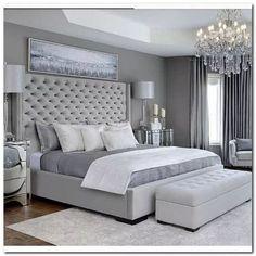 Small Master Bedroom, Master Bedroom Design, Home Decor Bedroom, Master Suite, Master Bedrooms, Bedroom Designs, Diy Bedroom, Romantic Master Bedroom Ideas, Master Master