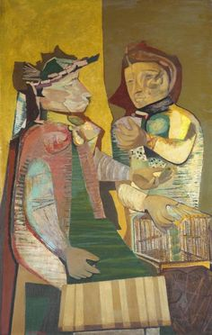 20 December we celebrate the birth of Robert Colquhoun born 1914. Colquhoun left the studio for the last time in 1962.