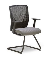 SitWell Score S-16 Series Mesh Back Guest Chair