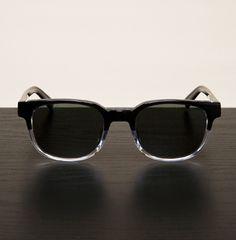 Geller - Andreas - Clear / Black