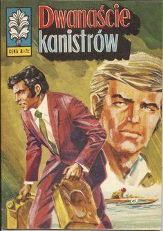 "Seria: ""Kapitan Żbik"" ""Dwanaście kanistrów"" Comic Books, Art, Art Background, Kunst, Comic Book, Gcse Art, Comics, Graphic Novels"