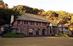 旧岩崎邸養和洞:熱海 Secret World Of Arrietty, The Secret World, Wind Rises, The Cat Returns, Atami, Japan Landscape, Shizuoka, Castle In The Sky, Film Studio