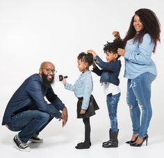 "blackmenloveblackwomen: "" Black Love Black Family """