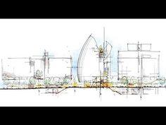 Renzo Piano , Jean Marie Tjibaou Cultural Center, Noumea, New Caledonia,...