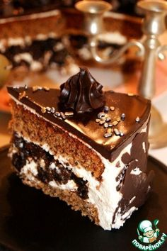 Cupcakes Chocolate Easy Sweets 33 Ideas For 2019 Sweet Desserts, Easy Desserts, Sweet Recipes, Delicious Desserts, Cake Recipes, Dessert Recipes, Russian Desserts, Russian Cakes, Food Cakes