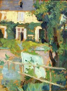 Pierre Bonnard – was a French painter and printmaker, as well as a… Pierre Bonnard, Landscape Art, Landscape Paintings, Kunst Online, Edouard Vuillard, Paintings I Love, Indian Paintings, Painting & Drawing, Painting Lessons