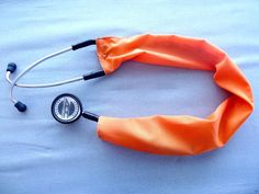 A Silver Snapshot: DIY Stethoscope Cover