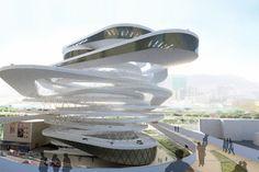 Galería de Propuesta para Edificio de Estacionamientos en Hong Kong / Interface…