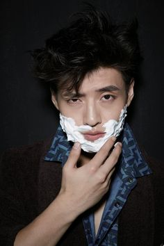 Kang Ha Neul for Campus Vol. Asian Actors, Korean Actors, Korean Dramas, Jun Matsumoto, Kang Haneul, Hong Ki, Song Joong, Park Hyung, Park Seo Joon