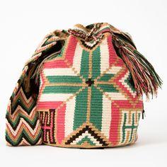 Handmade Wayuu Boho Bags | WAYUU TRIBE, Fair Trade