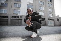 Kendrick Lamar, l'image de la Reebok Classic Leather... #LeFashionPost #Webzine #Mode #Fashion #WilliamArlotti #Reebok #KendrickLamar #Lifestyle