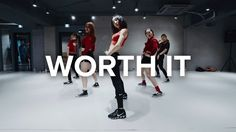 May J Lee teaches choreography to Worth it by Fifth Harmony (feat.Kid Ink). Learn from instructors of 1MILLION Dance Studio in…  Awesome *-*