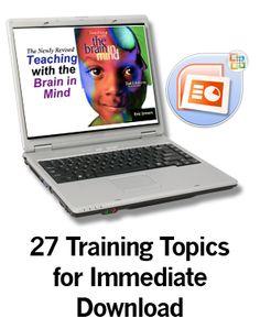 Eric Jensen Teaching Tools Powerpoints