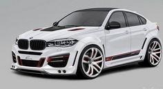 2014 BMW X6 CLR X 6 R By Lumma Design - http://www.gadgetshake.com/2014-bmw-x6-clr-x-6-r-by-lumma-design/