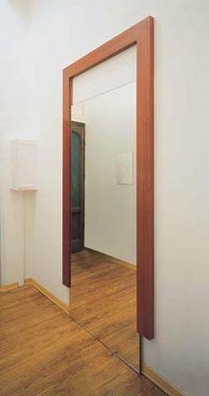 Michelangelo Pistoletto, La Porta dello Specchio (The Door of the Mirror), 1994