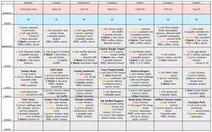 21-Day Fix Meal Plans