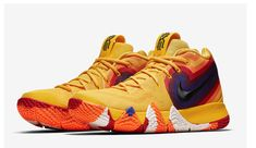 Basketball Tricks, Basketball Sneakers, Basketball Players, Basketball Nets, Kyrie 4 Shoes, Kyrie Irving Shoes, Vertical Jump Training, Nike Shoes, Shoes Sneakers