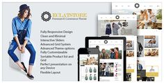 Eclatstore eCommerce shop template . Eclatstore eCommerce template is high quality creative shop template with unique style and clean code. You can use Eclat Store for Online Store. This template build with worlds most popular responsive CSS framework Bootstrap 3.x, HTML5, CSS3, jQuery and so many modern technology. Template is