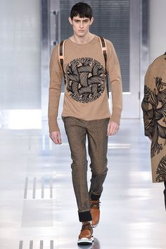 Louis Vuitton, Look #3