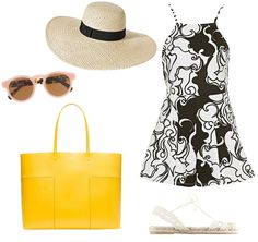If you're having a picnic in the park this Memorial Day, shop this outfit.