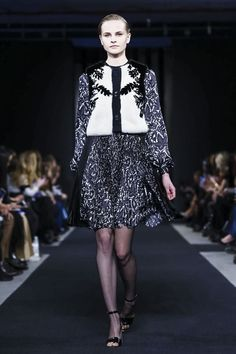 J.Mendel Ready To Wear Fall Winter 2015 New York