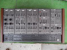MATRIXSYNTH: Roland System-100m Modular Synthesizer
