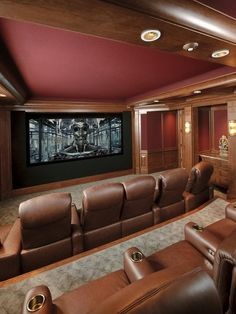 I would love something like this for r new media room