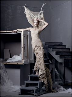 "Alexander McQueen ""Savage Beauty"" Collection"