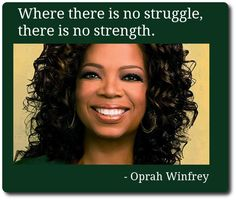 It takes struggle to create strength. Amazing Quotes, Great Quotes, Quotes To Live By, Inspirational Quotes, Find Your Strengths, Quality Quotes, Word Up, Love To Meet, Live Laugh Love