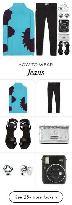"""""""~In the wild~"""" by amethyst0818 on Polyvore featuring MANGO, Etro, H&M, Love Moschino, Fuji and Disney"""