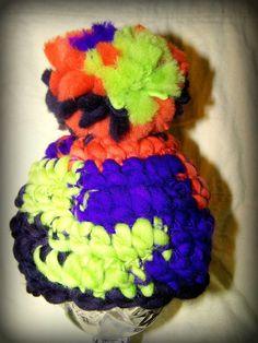 OOAK Handspun Newborn Beanie by KristinsKreations11 on Etsy, $20.00
