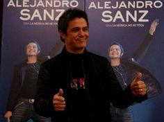 Las voces de Ana Torroja, Malú, Pasión Vega, entre otras se unirán para homenajear al cantante Alejandro Sanz en un disco