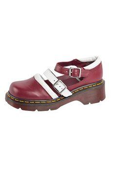 Agyness Deyn For Dr Martens - Footwear Collaboration