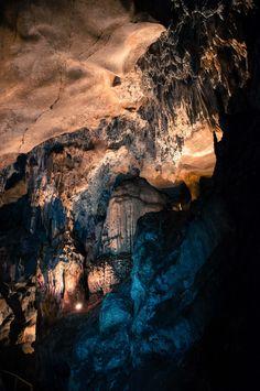 Cave of the Star, Grutas de la Estrella, Mexico