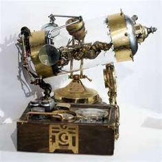 """"""" I don't think it is an baby incubator but its pretty cool looking Steampunk Movies, Steampunk Cosplay, Steampunk Fashion, Steampunk Interior, Lampe Steampunk, Steampunk Gadgets, Steampunk House, Neo Victorian, Gothic"""