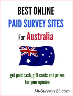 ... surveys? This is a list of best Australian Online Paid Surveys Sites