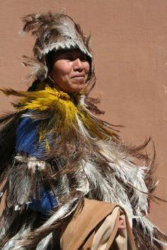 Indígena de Tilcara, Argentina