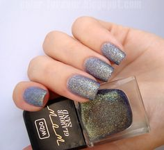 Wibo Wow Glamour Sand 5